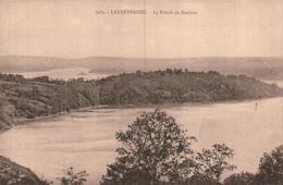 29 LANDEVENNEC LA POINTE DE PENFORN PAS CIRCULEE - Landévennec