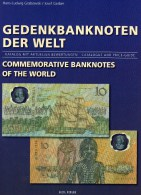 Katalog Gedenkbanknoten 2011 Der Welt New 40€ Deutsch/english Commemorative Notes Catalogue Numismatica Of All The World - Boeken & Software