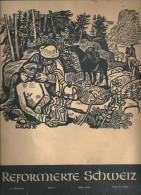 Reformierte Schweiz - Verdingkinder / Pflegekinderwesen             1946 - Christianisme