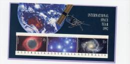 Australie 1992-Année Internationale De L'espace-YT B19***MNH