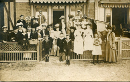 CARTE PHOTO - Personnes Anonymes