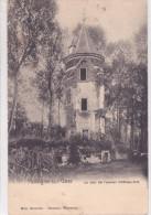 HOLLOGNE-SUR-GEER : La Tour De L'ancien Château-fort - Geer