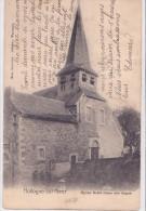 HOLLOGNE-SUR-GEER : église Notre-Dame Des Anges (3 Timbres) - Geer