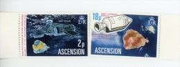 Ascension1975-Satellites-YT 1845***MNH
