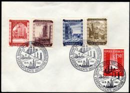 ÖSTERREICH 1961 - Verstaatlichte Industrie - Sonderstempel - Fabriken Und Industrien