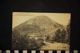 CP, 63, L'AUVERGNE PITTORESQUE Vue Du Puy-de-Dôme Alt 1465 M N° 9 Vierge - France