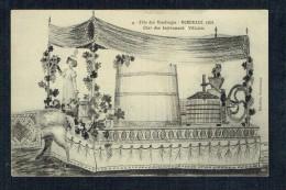 33 - BORDEAUX - Fête Des Vendanges 1909 - Le Char Des Instruments Viticoles - Bordeaux