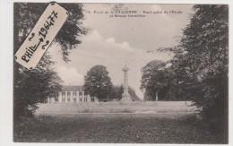51 Forêt De Traconne - Cpa / Ront-Point De L´Etoile Et Maison Forestière. - France