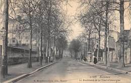 35 - RENNES - Le Boulevard De La Tour D' Auvergne - Rennes