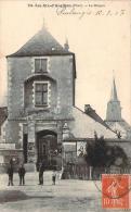 18 - Les Aix-d'Angillon - Le Donjon - Les Aix-d'Angillon