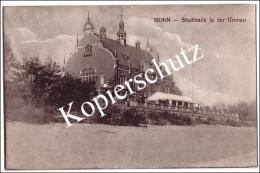 Bonn Stadthalle In Der Gronau,  1915?  (z2615) - Bonn
