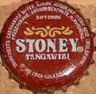 UGANDA Stoney Tangawizi soda bottle crown cap Africa Kronkorken, chapa gaseosa tapon corona tappi