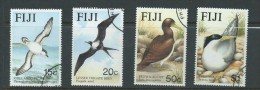 Fiji 1985 Sea Bird Set 4 VFU - Fiji (1970-...)