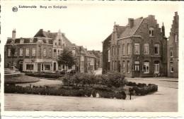 LICHTERVELDE  Burg En Kerkplein - Lichtervelde