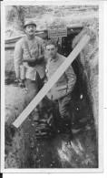 Verdun Meuse Entrée Du Blockhaus Du Lt. Massé Du 96è R.I Tué Le 31/05/1915 1 Photo 1914-1918 14-18 Ww1wk1 - War, Military