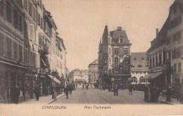 STRASBOURG - Alter Fischmarkt - Strasbourg