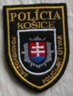 Police Slovaquie, Ecusson Patch, Police Unité D'urgence Košice - Police