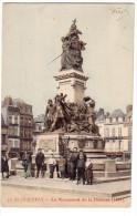 SAINT-QUENTIN: Le Monument De La Défense - Saint Quentin