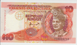 Malaysia 10 Ringgit  1995 Pick 36 UNC - Malaysia
