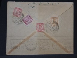 IRAQ - LOT DE 8 LETTRES PERIODE 1950  A ETUDIER   A VOIR INTERESSANT LOT P3366 - Iraq