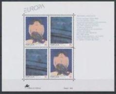 AZZORRE 1993 - FOGLIETTO NUOVO MNH** - Açores