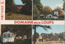 LE HOULME VUES LE DOMAINE AUX LOUPS - France