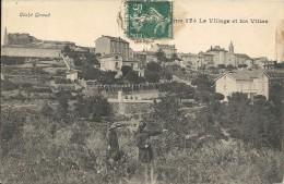 GIENS. LE VILLAGE ET LES VILLAS - Other Municipalities