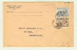 Trinidad +Tobago 1923-01-23 Brief > CH St.Gallen - Trinité & Tobago (1962-...)