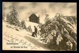 Stubenberghaus Am Schockel Bei Graz / Postcard Circulated - Graz