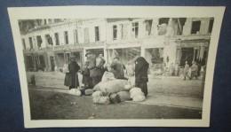 Photo Originale Saint Quentin 1918 - 1914-18