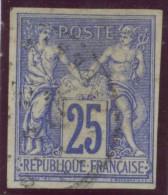 N°35 (25c.) Oblitéré - Sage