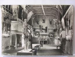 GIEN (45) - MUSEE DE LA CHASSE - Gien