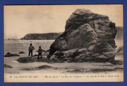 """29 CLEDEN-CAP-SIZUN Baie Des Trépassés """"Boë An Anaön"""", Le Fond De La Baie à Marée Basse - Animée - Cléden-Cap-Sizun"""