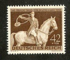 R-11161  3rd Reich  1943  Michel #854** Offers Welcome! - Deutschland