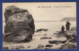 29 CLEDEN-CAP-SIZUN Plage Et Baie Des Trépassés  - Animée - Cléden-Cap-Sizun