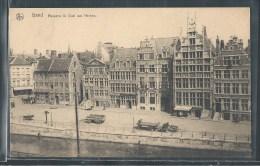 - CPA BELGIQUE - Gand, Maisons Du Quai Aux Herbes - Gent