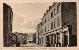 Très Très Rare - DUDELANGE -  Rue Basse - Légère Tâche