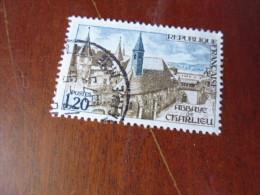 TIMBRE OBLITERE YVERT N° 1712 - Frankreich