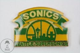 USA Basketball Team - Seattle Supersonics - Pin Badge #PLS - Baloncesto