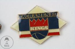 Sacramento Kings USA Basketball Team  - Pin Badge #PLS - Baloncesto