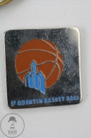 St Quentin Basketballl Team  - Pin Badge #PLS - Baloncesto