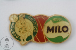 USA Basketball Team - Boston Celtics & Nestle Advertising  - Pin Badge #PLS - Baloncesto