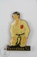 Barcelona 1992 Olympic Games - Martial Arts - Pin Badge #PLS - Juegos Olímpicos