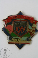 Super Bowl XXV Tampa 1991 - Pin Badge #PLS - Fútbol