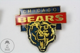 Chicago Bears, American Football Team - Pin Badge #PLS - Fútbol