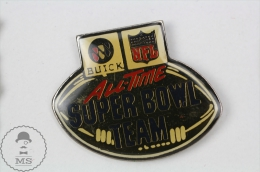 All Time Super Bowl Team  Pin Badge #PLS - Fútbol