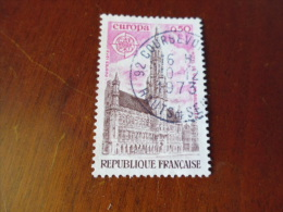 Promotion Du Mois TIMBRE OBLITERE YVERT N° 1752 - Francia