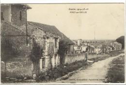 Carte Postale Ancienne Port Sur Seille - France