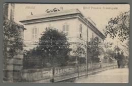 T8052 PEGLI HOTEL PENSION BEAUREGARD FP (lol) - Genova (Genoa)