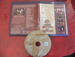 DVD Blu-ray Carlos Santana Presents Blues At Montreux 2004 - Musik-DVD's